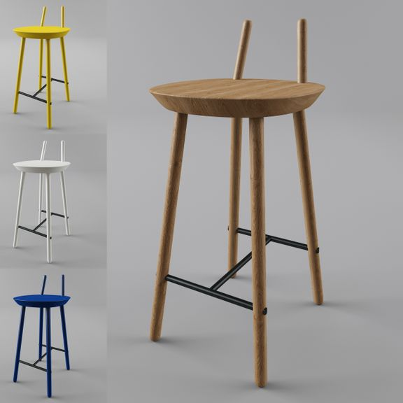 Bar Stools - Emko 01
