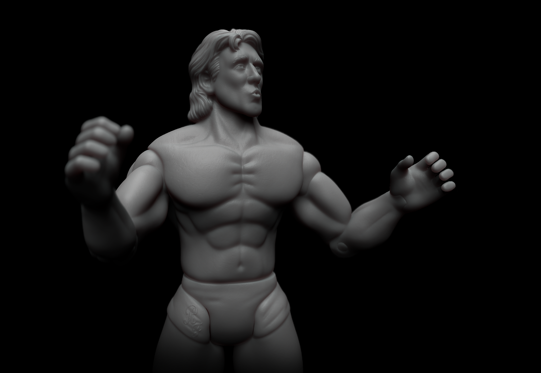 Ric Flair Toy RF1 png
