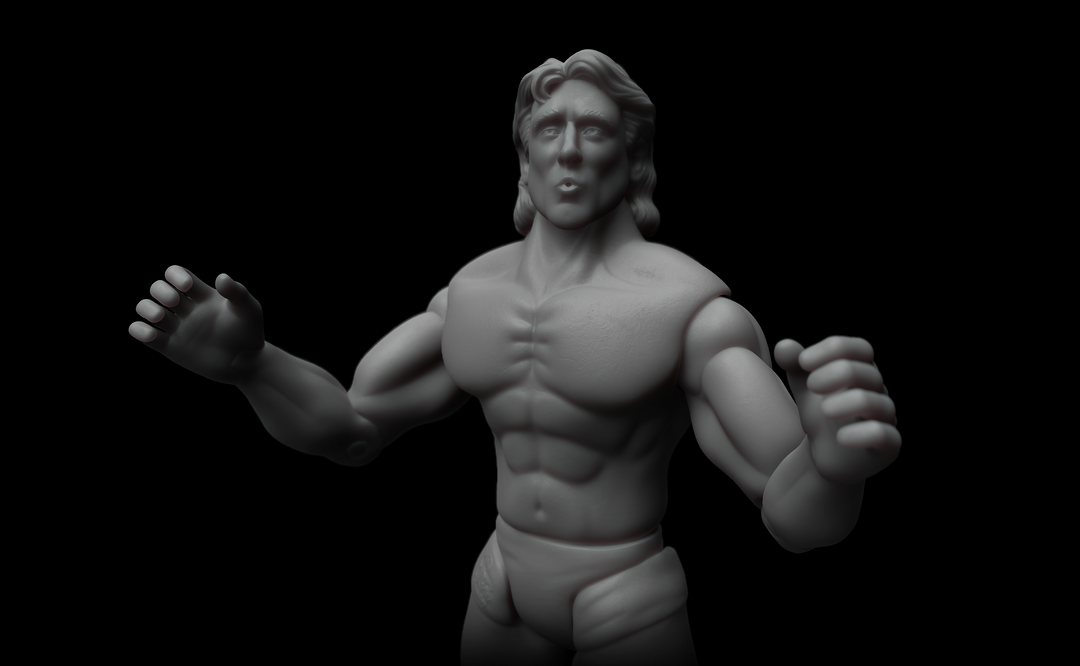 Ric Flair Toy RF2 png