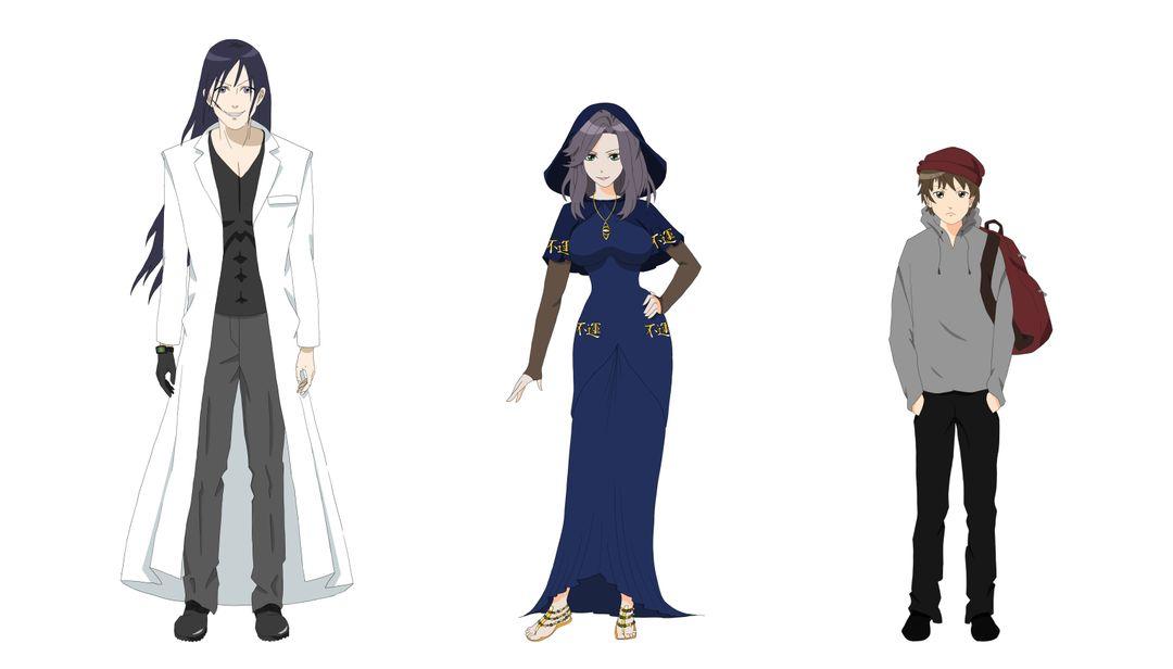 Character design Anime characters jpg