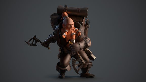 Engineer Dwarf