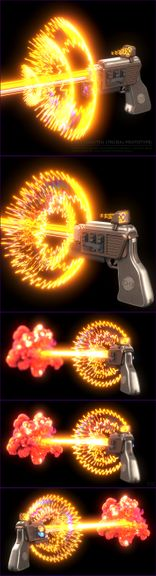 Antimatter Weapon