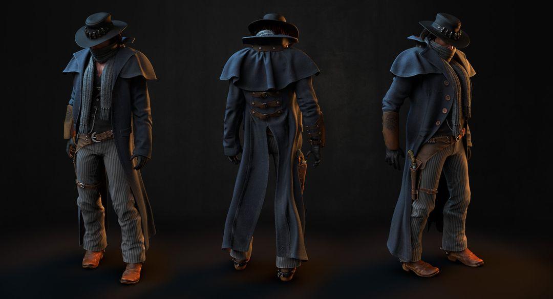 Cowboy Character cowboy 02 jpg