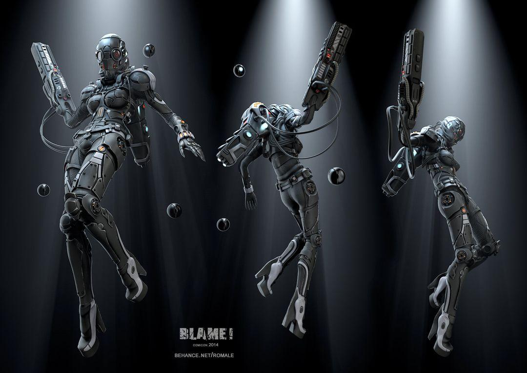 Blame Cyborg Blame 02 jpg
