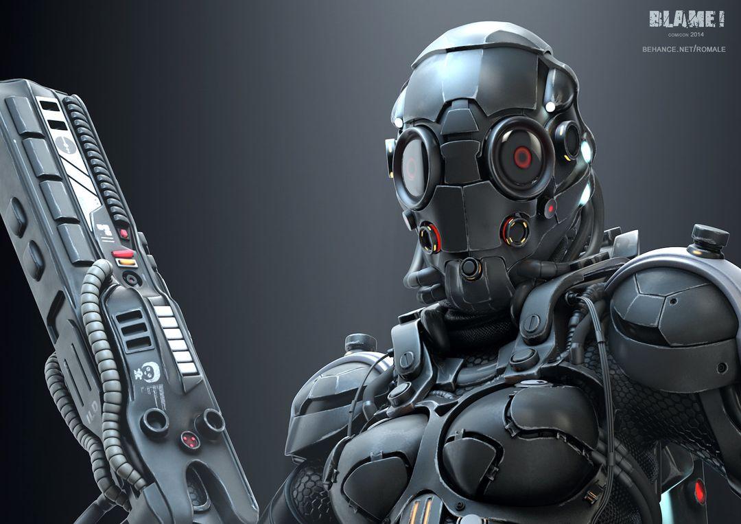 Blame Cyborg Blame 04 jpg