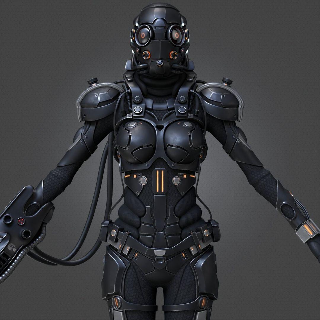 Blame Cyborg roman makarenko 1 jpg