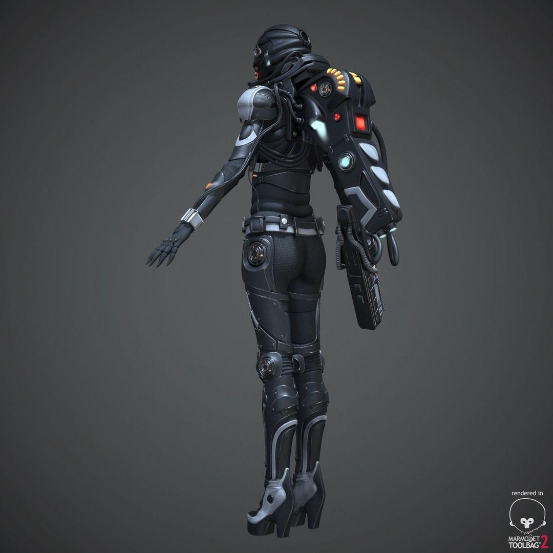 Blame Cyborg roman makarenko turntable024 jpg