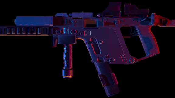 Kriss Vector - Weapon Design