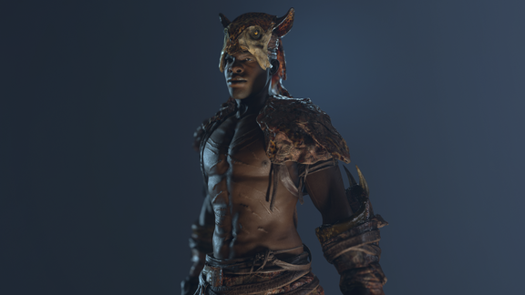 Realtime Character Game