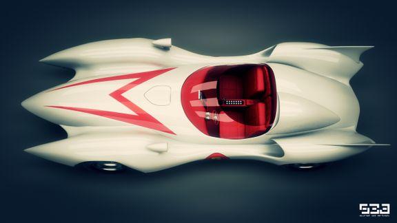 Speed Racer Mach V Meteoro