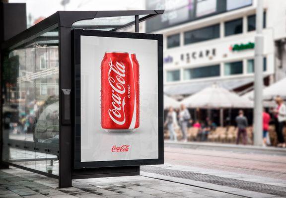 3D Coca-Cola - Packshot