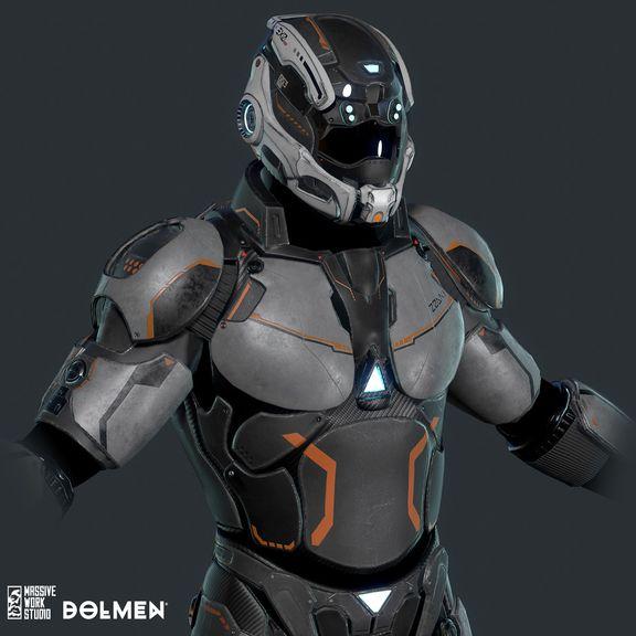 Zoan Armor - Dolmen Game