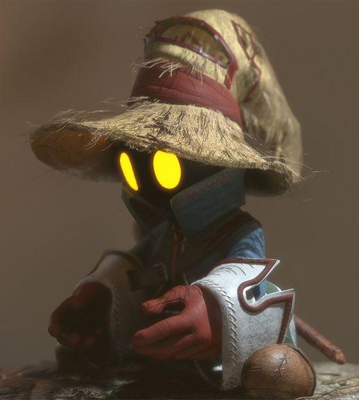 Master Vivi Character