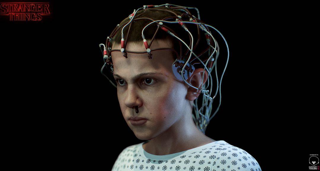 Eleven - Stranger Things Eleven 03 jpg