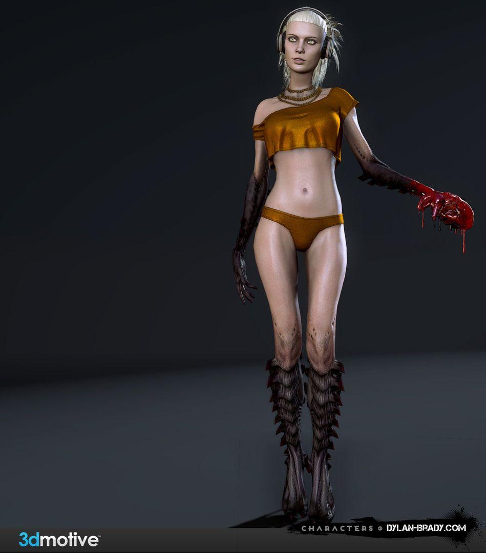 3D Motive Demon Girl 3D Motive Demon Girl 01 jpg