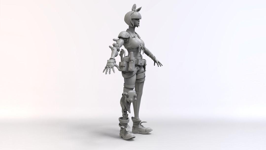 Val, Character for Wild Beyond kurt papstein val06 jpg