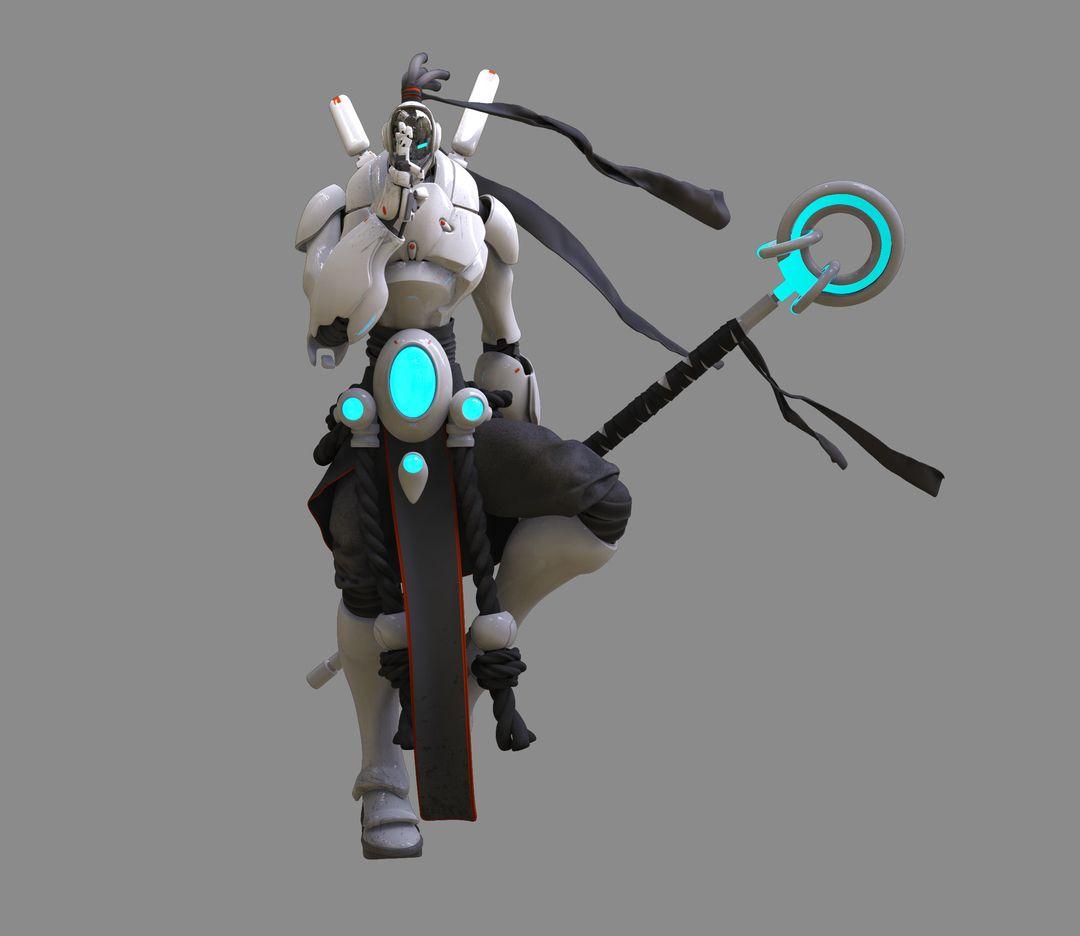 Kuro, Character for Wild Beyond kurt papstein kuro balance 01 jpg