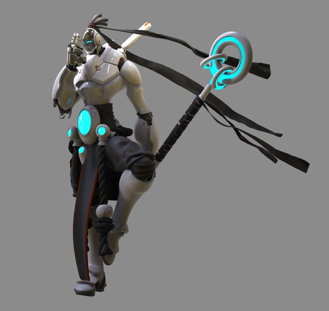 Kuro, Character for Wild Beyond kurt papstein kuro balance 02 jpg