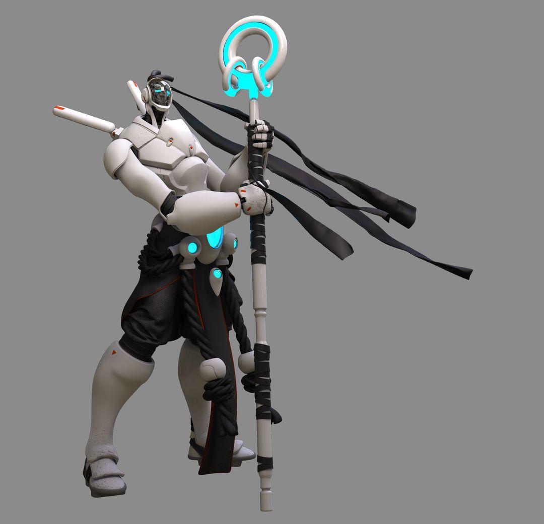 Kuro, Character for Wild Beyond kurt papstein kuro neutral02 jpg