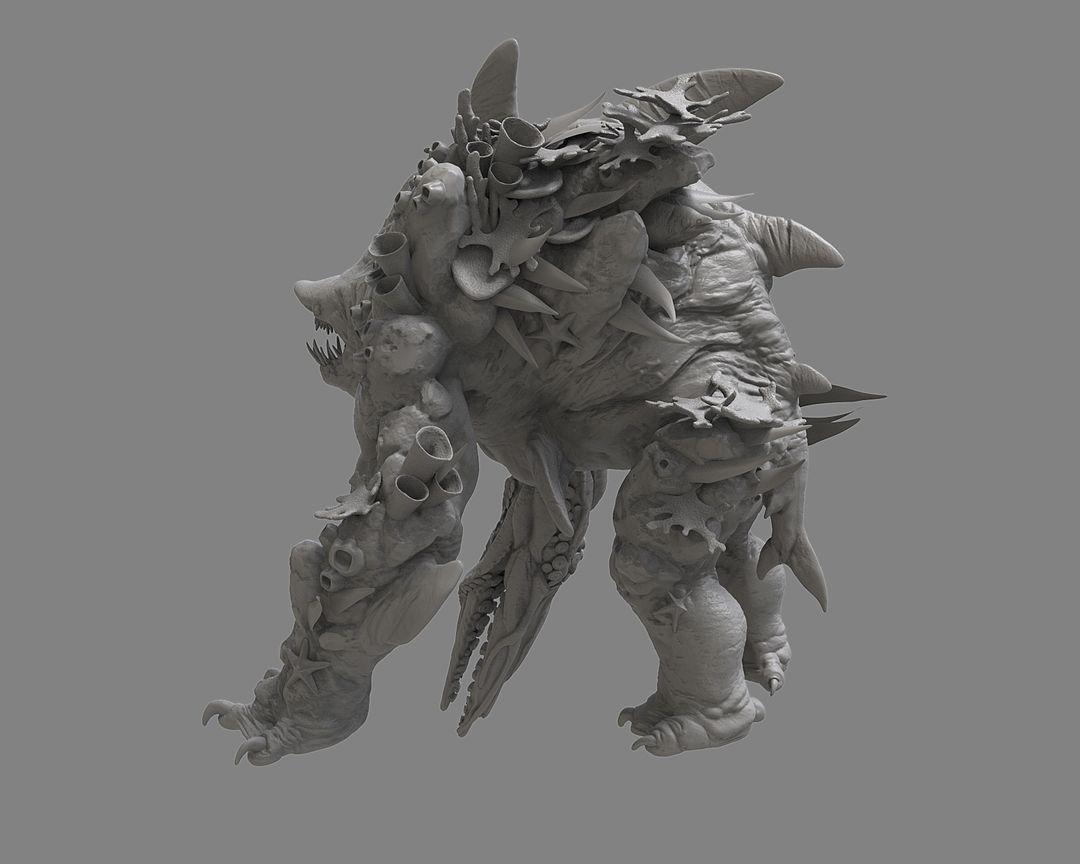 Deep Horror Character for Rift: Nightmare Tide expansion kurt papstein untitled 14 jpg