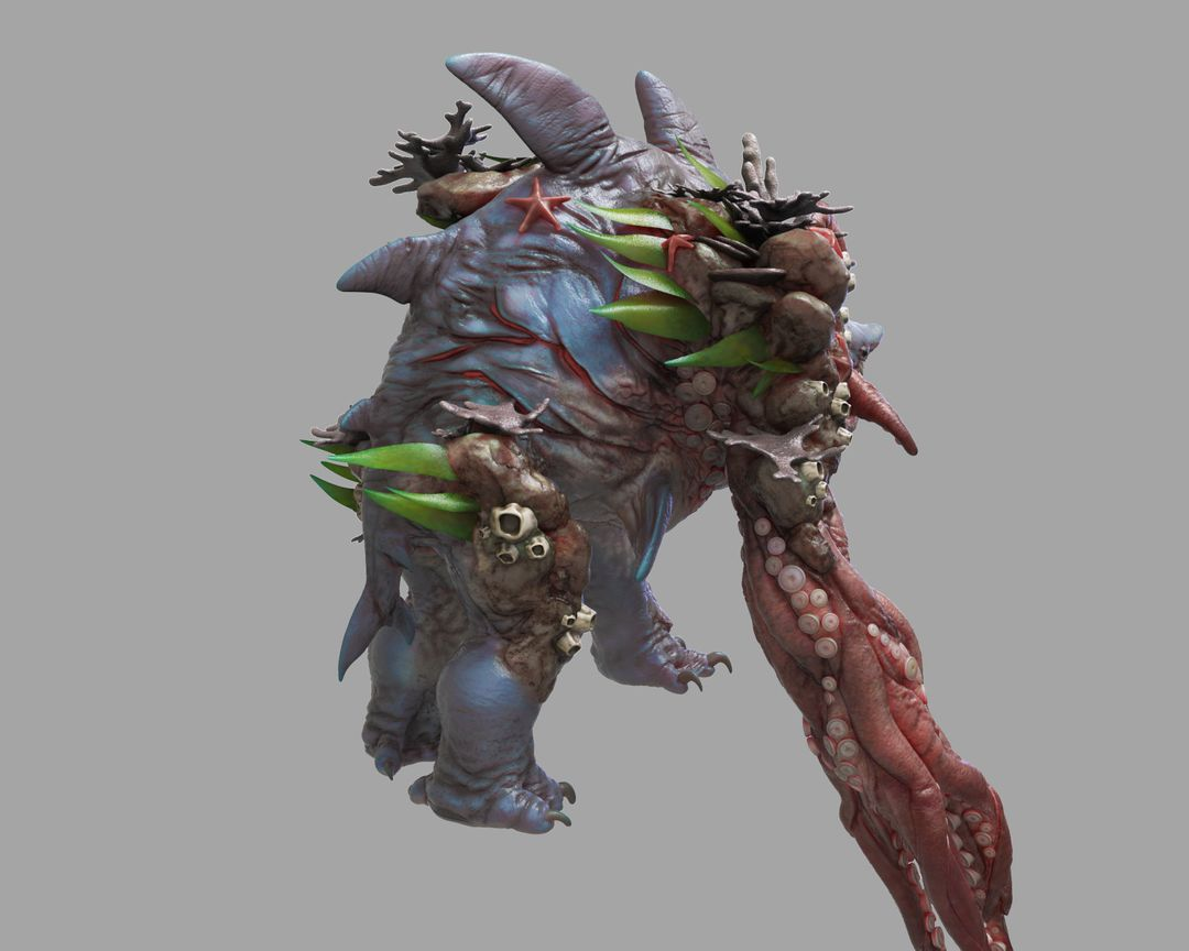 Deep Horror Character for Rift: Nightmare Tide expansion kurt papstein untitled 19 jpg