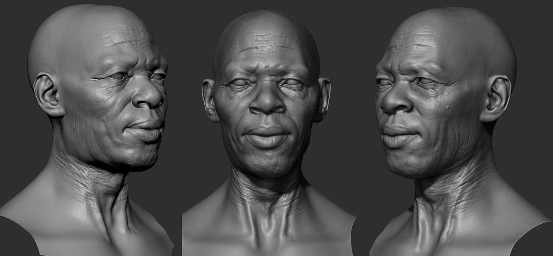 Ugandan Villager Male Character CGH63 13 jpg