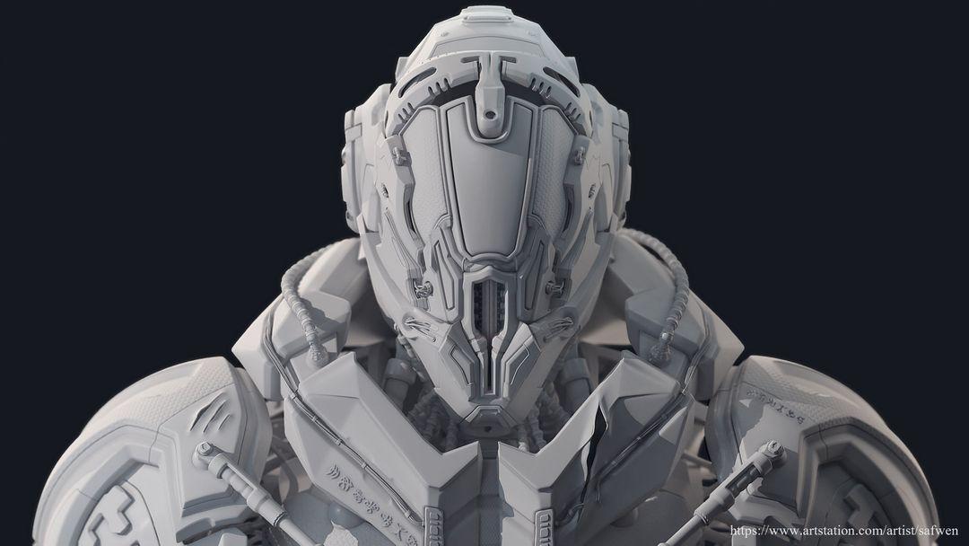 Wrecktos robot concept CGH117 9 jpg