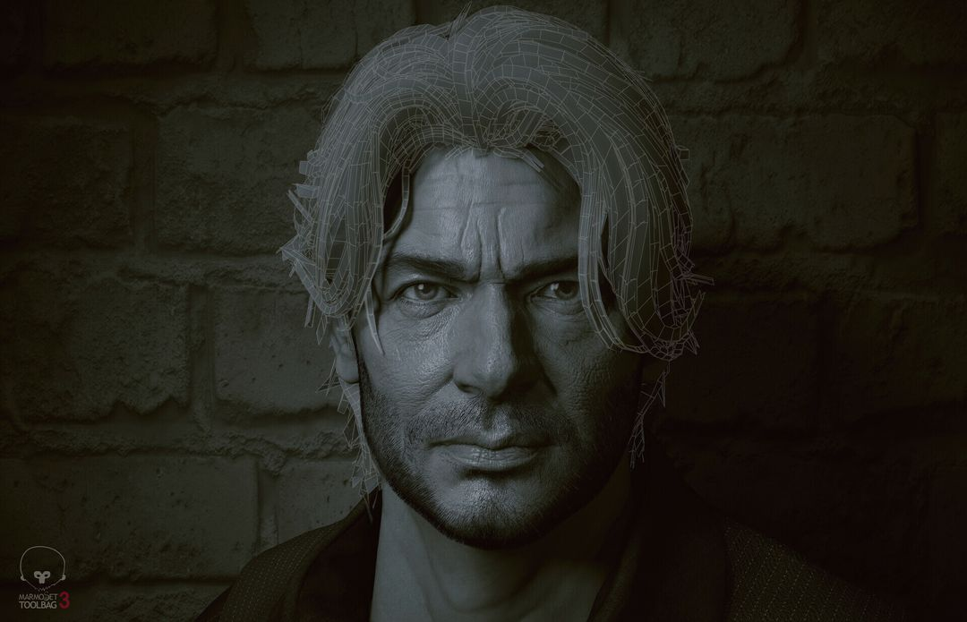 Billy - Realistic Character for Game jason ahn jason ahn billy new bb jpg