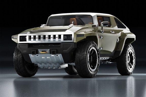 Hummer HX / H5