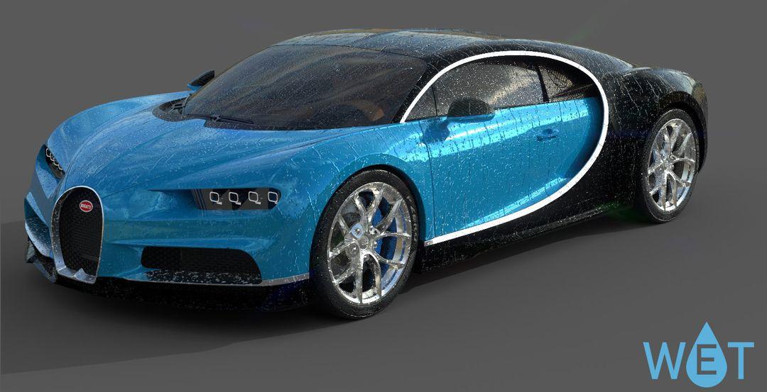 Bugatti Chiron Lowpoly Bugatti Chiron Low Poly 07 jpg