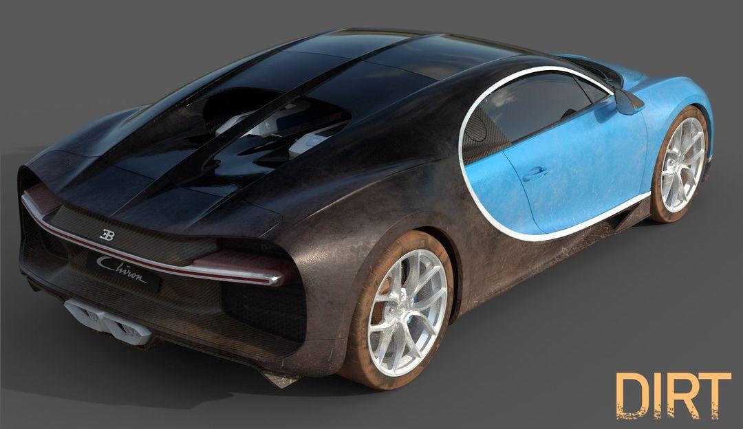 Bugatti Chiron Lowpoly Bugatti Chiron Low Poly 08 jpg