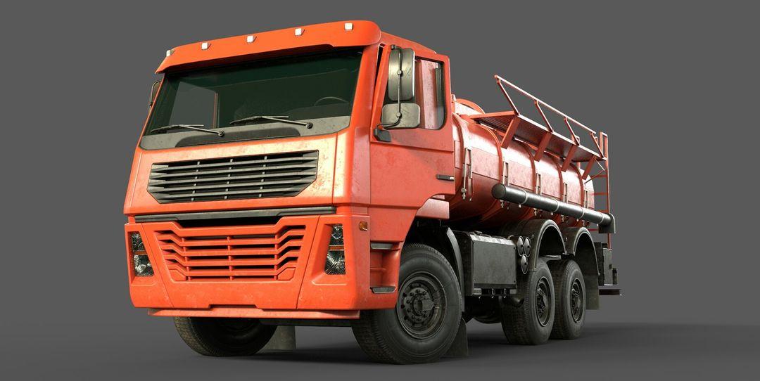 Generic Cistern Truck Generic Cistern Truck 03 jpg
