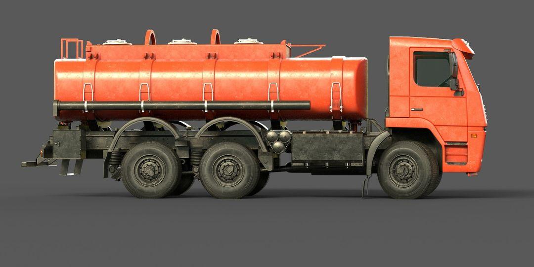 Generic Cistern Truck Generic Cistern Truck 04 jpg