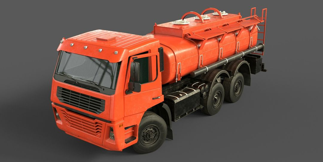 Generic Cistern Truck Generic Cistern Truck 05 jpg