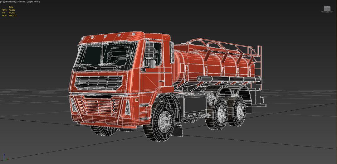 Generic Cistern Truck Generic Cistern Truck 09 jpg