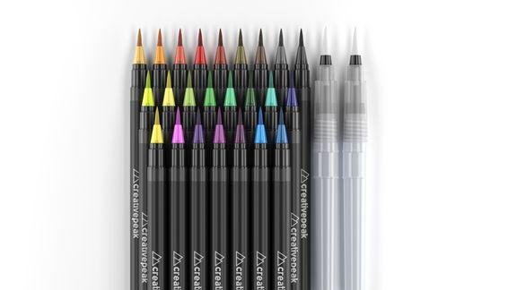 Creative Peak Pens