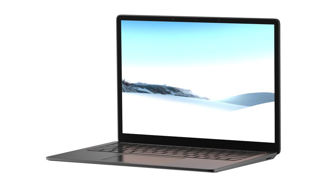 3D Electronics Modeling and Rendering Surface Laptop 3 13 Inch 001 jpg