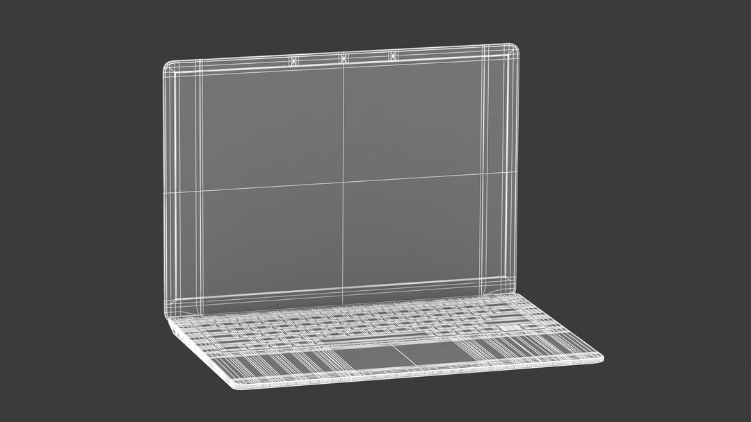 3D Electronics Modeling and Rendering Surface Laptop 3 13 Inch 015 jpg