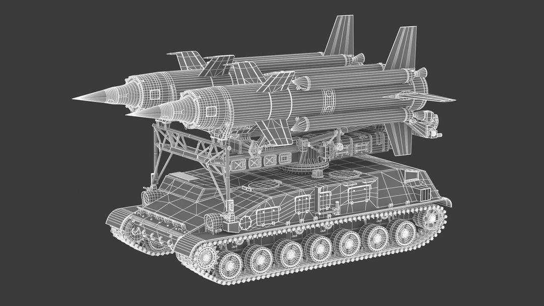 I can make 3D model high quality for vehicles. 2K11 Krug 022 jpg
