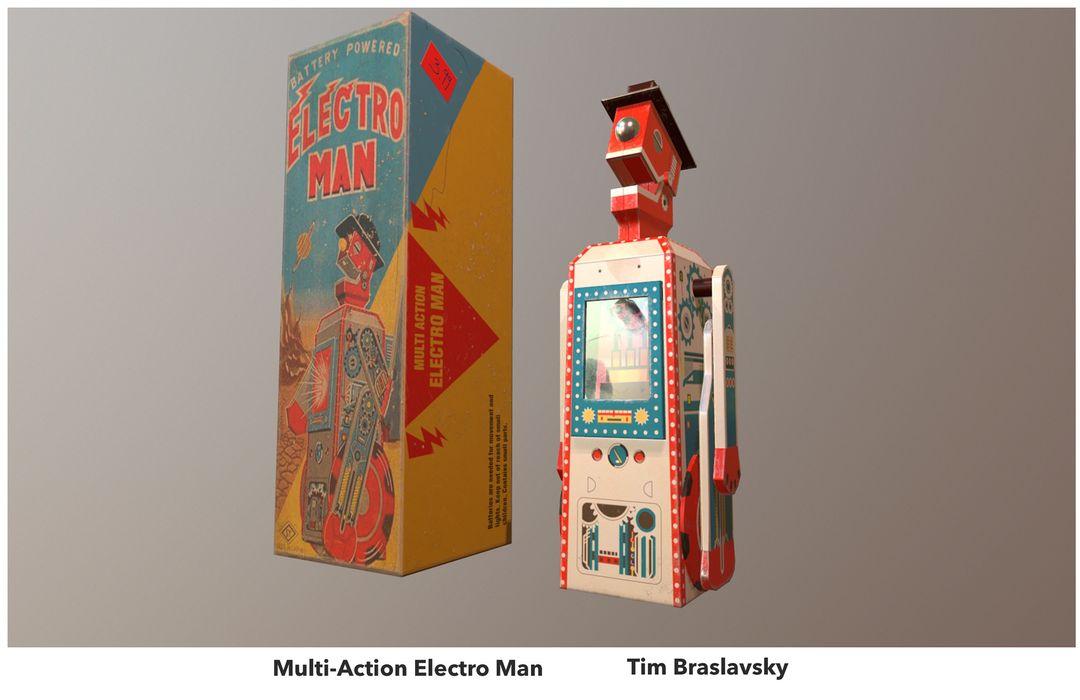 Vintage toy -Electro Man tim braslavsky electroman(1) jpg