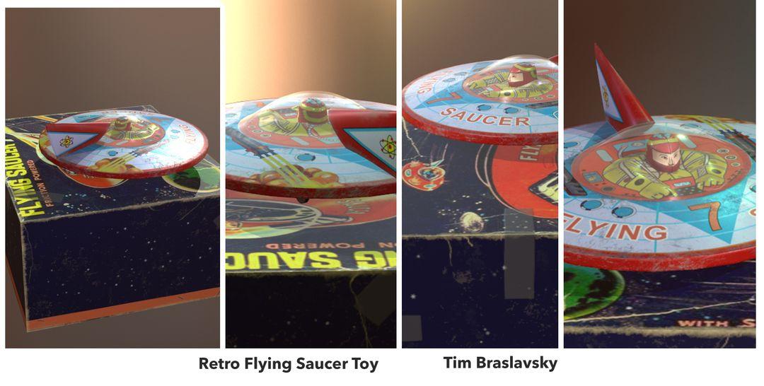 Vitage Toy - Flying Saucer tim braslavsky composite jpg