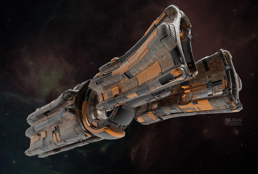 Alien starship Alien starship 01 jpg