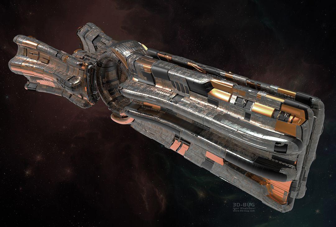 Alien starship Alien starship 02 jpg