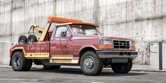 Car | FORD Tow Truck
