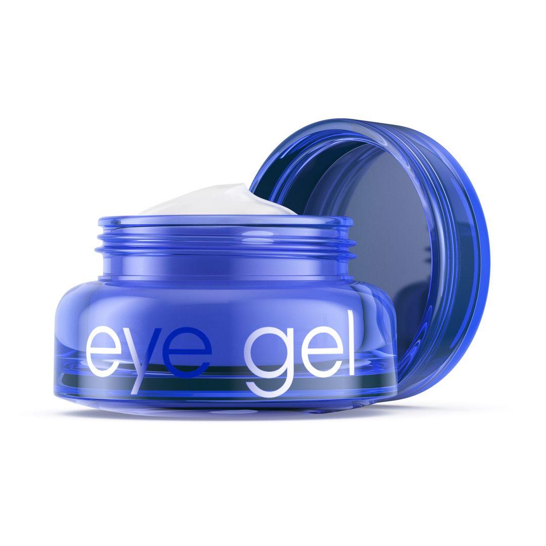 I will do 3d photo realistic supplement bottle for amazon, ebay and websites Eye Gel 001 jpg