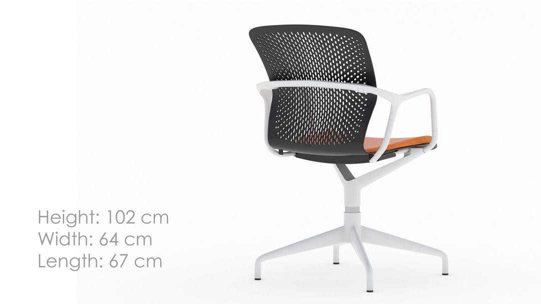 I will modeling a nice furniture 3d rendering in 3ds max Miller Keyn Chair 001c jpg