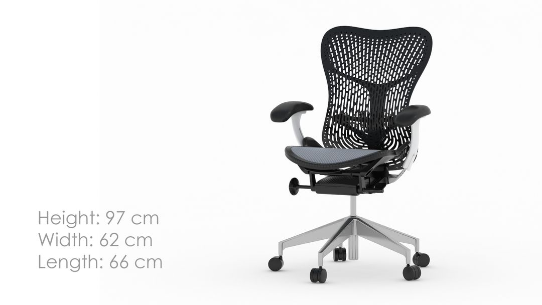 I will modeling a nice furniture 3d rendering in 3ds max Miller Mirra 2 Chair 001c jpg