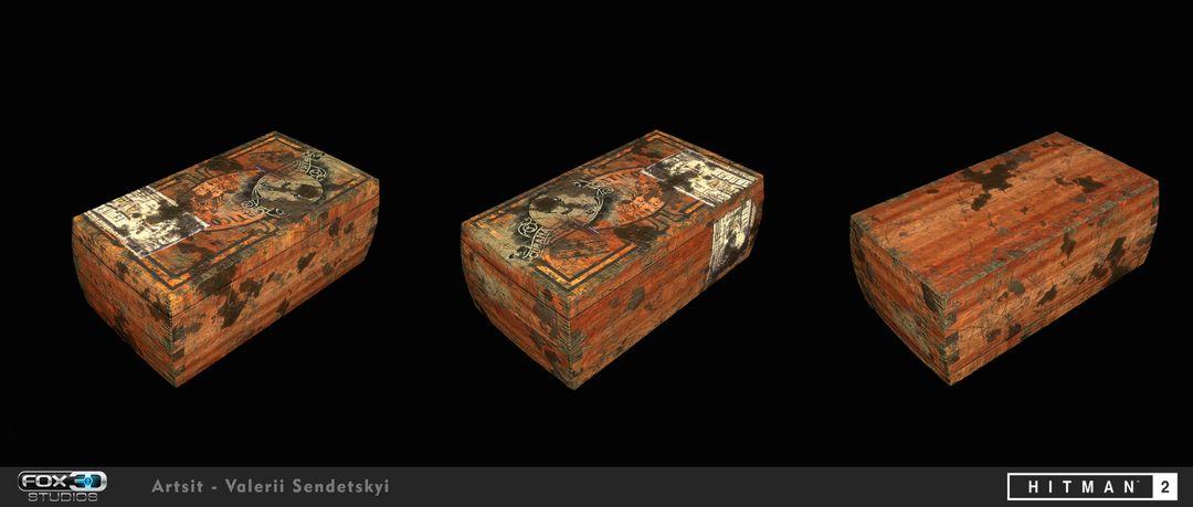 Game Props For Hitman 2 cigar box jpg
