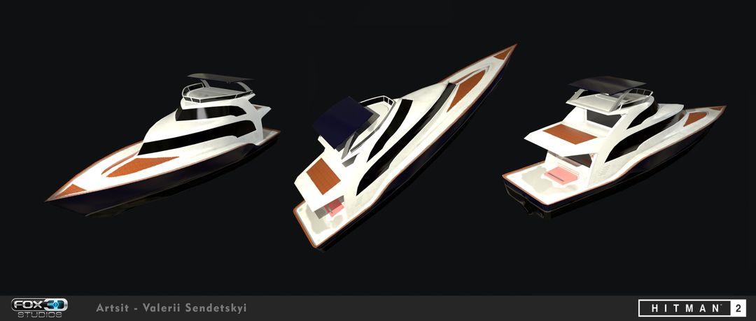 Game Props For Hitman 2 yacht jpg