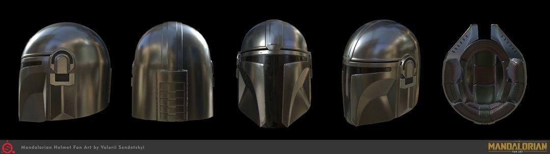 Mandalorian Helm MH SBS Painter 01 jpg